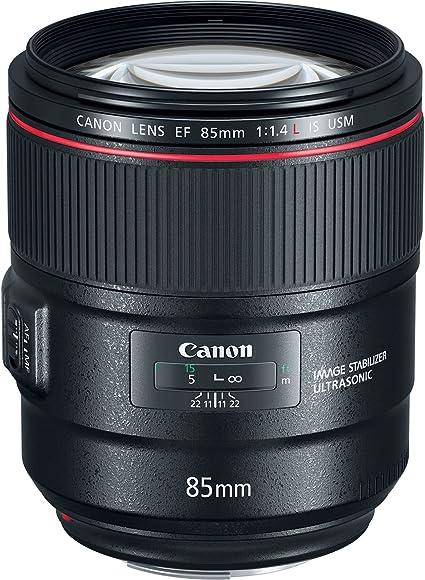 Canon Porträtobjektiv Ef 85mm F1 4l Is Usm Für Eos Kamera