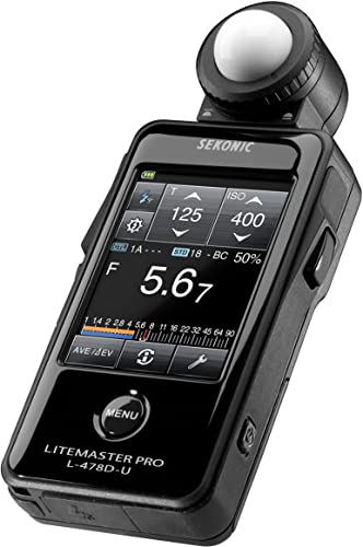 sekonik light meter