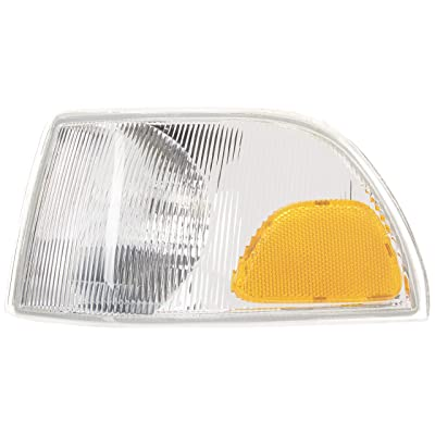 Dorman 1631316 Front Driver Side Turn Signal / Parking Light Assembly for Select Volvo Models: Automotive