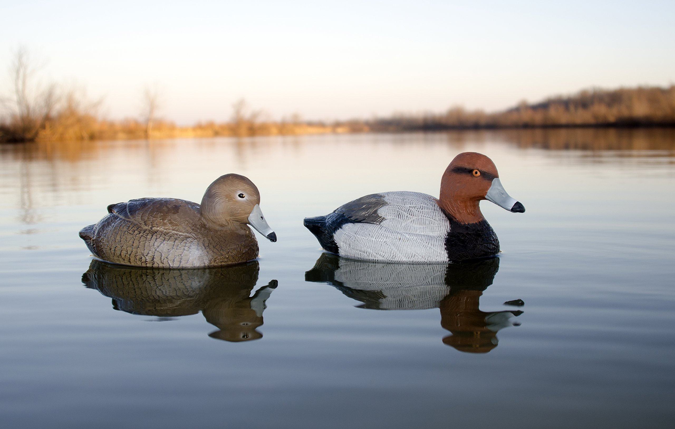 Higdon Outdoors Standard Red Head Decoy, Foam Filled by Higdon Decoys (Image #1)