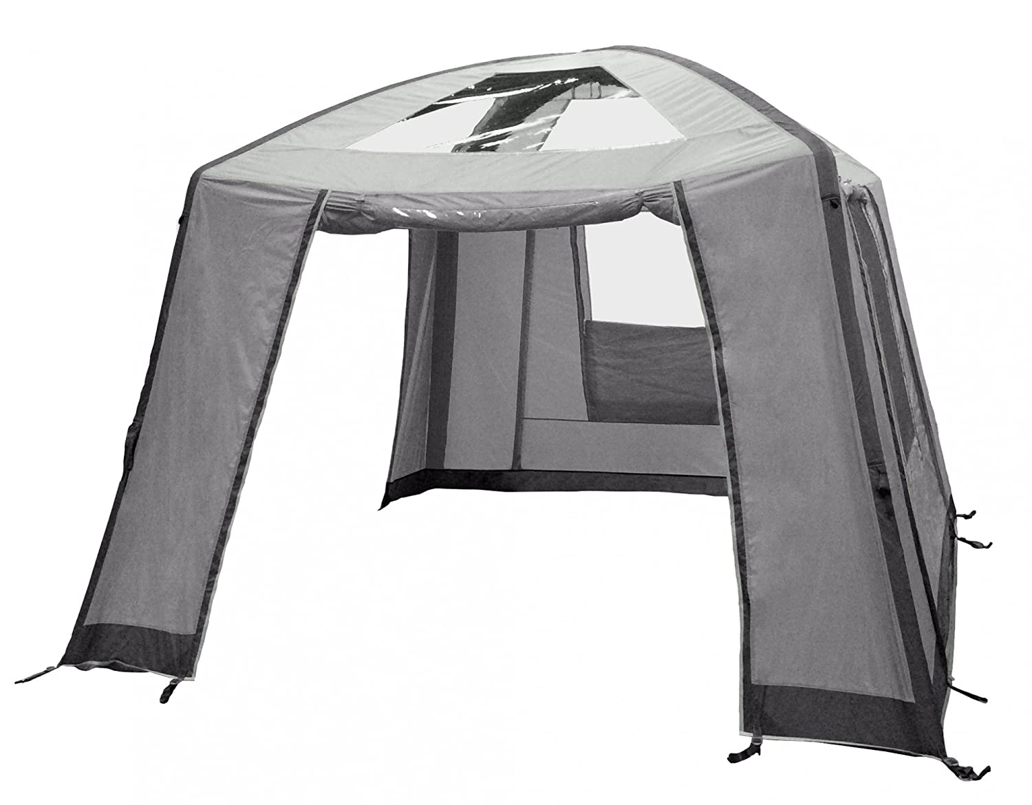 vango air hub cloud grey one size vielseitiges camping pavillon vorzelt g nstig online kaufen. Black Bedroom Furniture Sets. Home Design Ideas