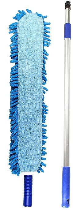 furniture duster. jet clean chenille microfiber flat hand dusterdust appliances ceiling fans blinds furniture duster