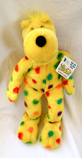 Dr Seuss Put Me In The Zoo Plush 16 Spotted Dog Amazoncouk