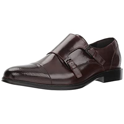 Kenneth Cole REACTION Men's Zac Monk-Strap Loafer   Loafers & Slip-Ons