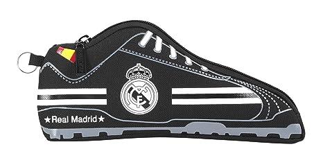 Real Madrid - Portatodo zapatilla, 3ª equip. 2014-2015 (Safta 811524584)