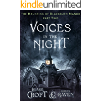 Voices in the Night: a Horror Suspense Thriller (The Haunting of Blackburn Manor Book 2) book cover