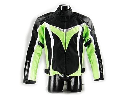 Kawasaki Ninja textil Chaqueta.Moto Chaqueta. NUEVO. Talla M ...