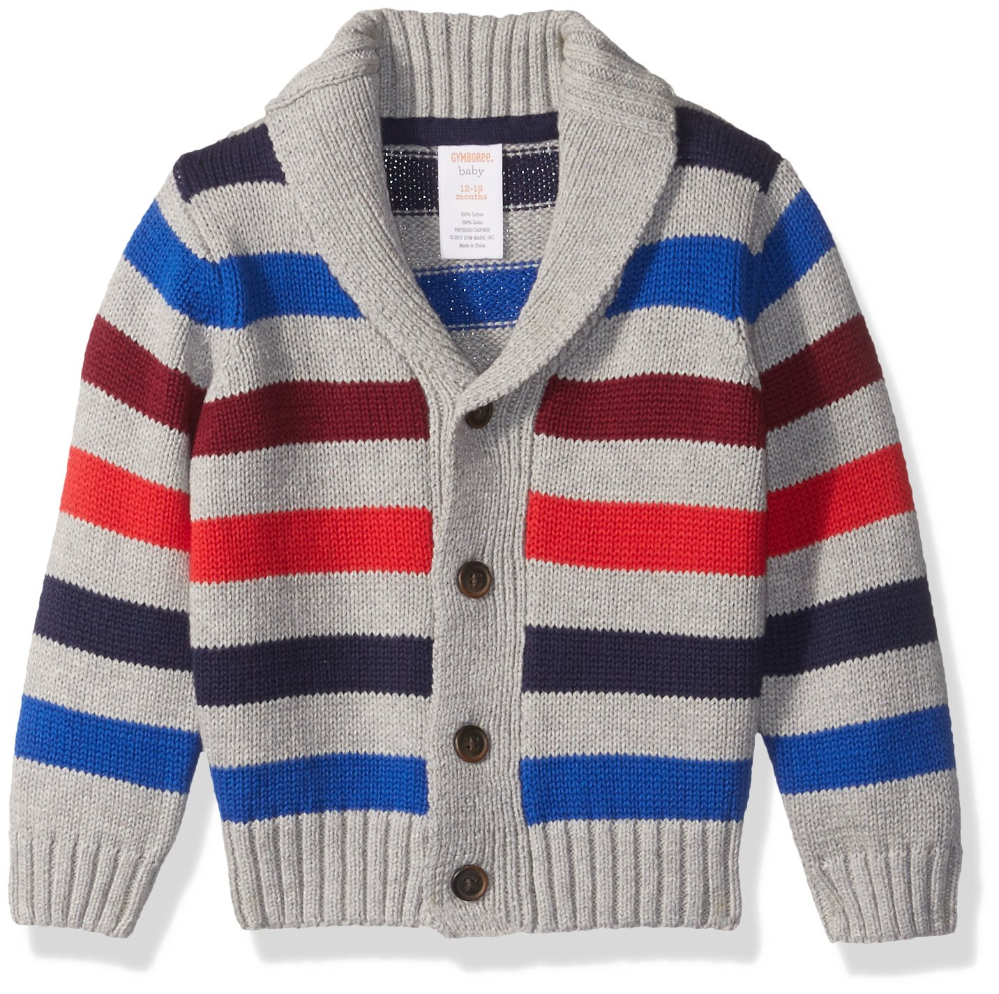 Gymboree Boys' Shawl Cardigan