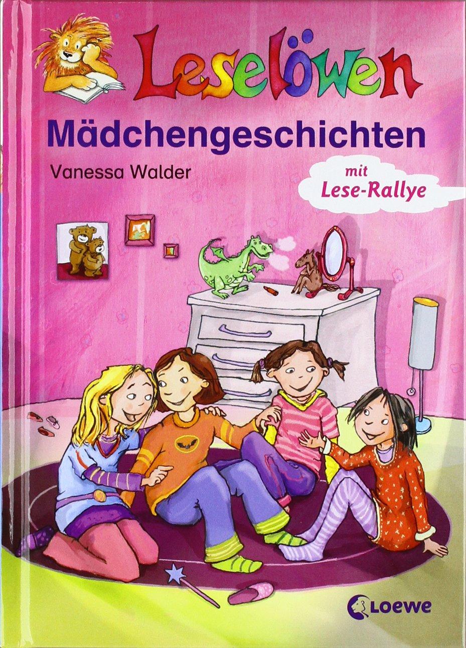 Leselöwen-Mädchengeschichten
