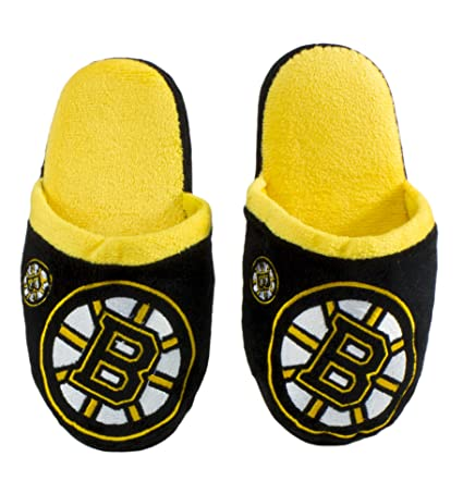 42cb81d1ab3 Amazon.com   Forever Collectibles NHL Child s Mascot Slippers ...
