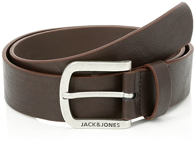 JACK & JONES Jacharry Belt Noos Cinturón para Hombre