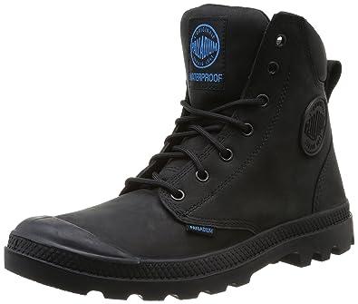 Palladium Spor Cuf Wplu U, Sneakers Hautes mixte adulte, Noir (315 Black) 8aefa8c09bcc