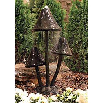 Amazoncom Aquascape AQSC Giant Mushroom Fountain Free
