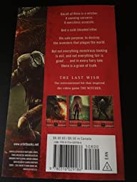 The last wish book leather