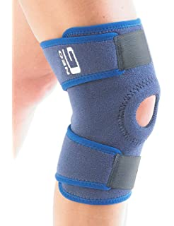 bdeb48e84a Neo-G Open Knee Support - For Arthritis, Joint Pain, Meniscus Pain,  Recovery, Gym, Sports, Basketball,…