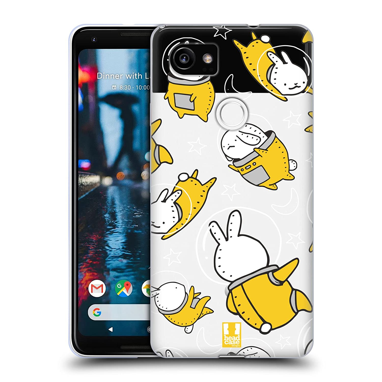 Diseños GALAXY Gatos Suave HEAD CASE Gel caso para LG Teléfonos 1