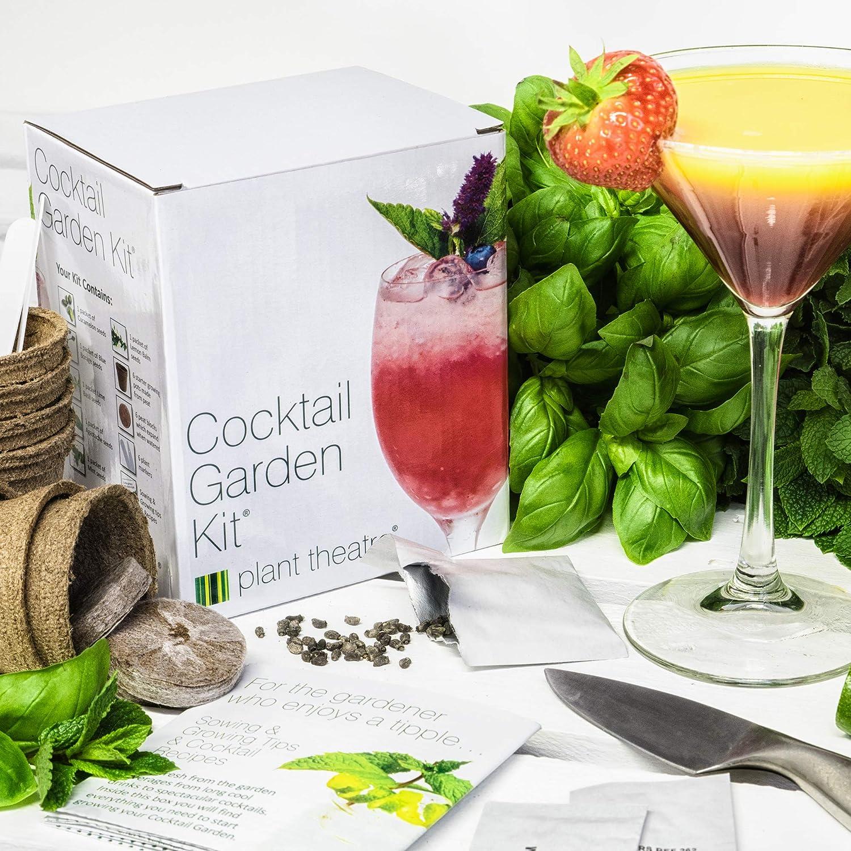 Plant Theatre Cocktailgarten-Kit 6-Sorten