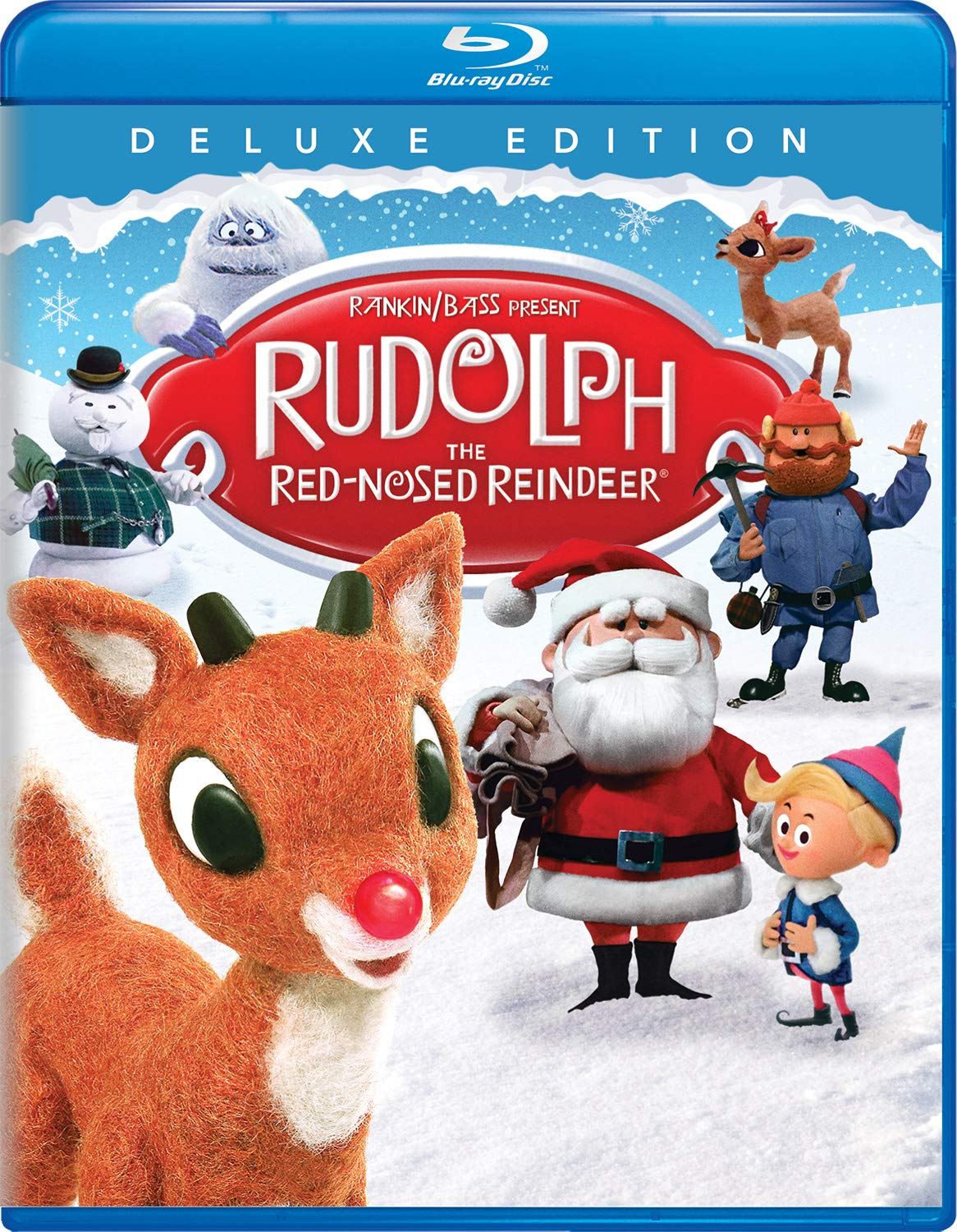 Blu-ray : Rudolph The Red-nosed Reindeer (Deluxe Edition)