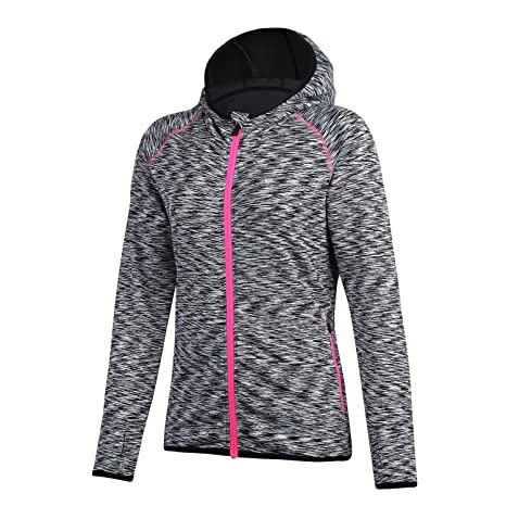 005132cb4894 Amazon.com  beroy Women Dri-fit Workout Jacket