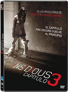 Pack Insidious 1 + 2 [DVD]: Amazon.es: Patrick Wilson, Ty Simpkins, Rose Byrne, James Wan, Patrick Wilson, Ty Simpkins, Jason Blum: Cine y Series TV