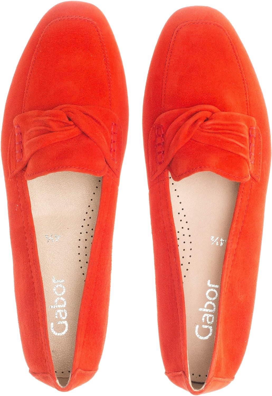 Dame Chaussures /à Enfiler,Slip on Gabor Femme Chaussons et Mocassins
