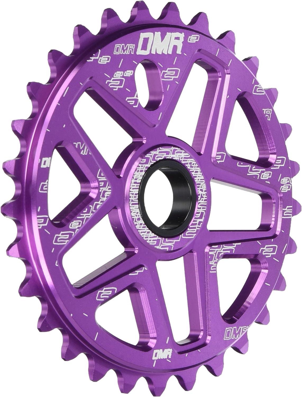 DMR Spin - Plato de Bicicleta Morado Morado Talla:27 Z.: Amazon.es ...