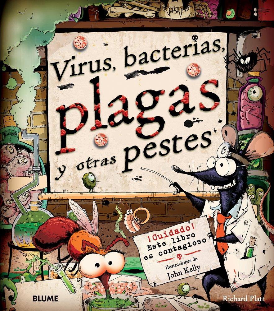 Download Virus, bacterias, plagas y otras pestes (Spanish Edition) pdf epub