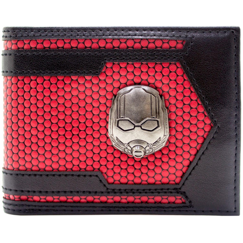 Cartera de Marvel Antman Scott Lang Esncogimiento Careta Rojo Ant-Man 31183