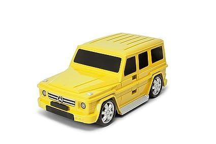 Packenger Packenger Mercedes-Benz G63 Kinderauto Kindertrolley Equipaje Infantil, 49 cm, 20 Liters