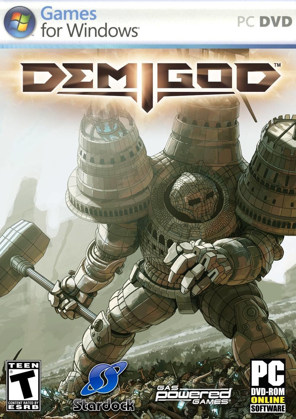 Amazon com: Demigod - PC: Video Games