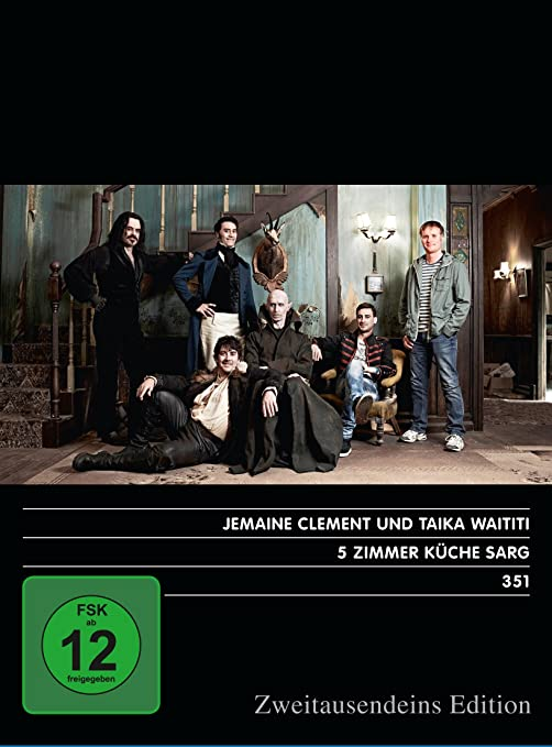 5 Zimmer Kuche Sarg Zweitausendeins Edition Film 351 Amazon De