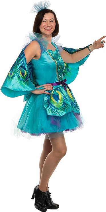 Brand sseller Revestimiento para Disfraz de Mujer para Carnaval ...