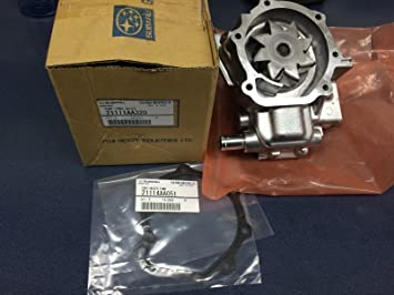 Genuine Subaru Water Pump Gasket 21114AA051 OEM