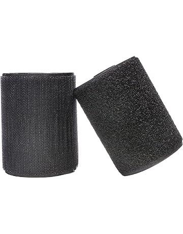 Yolito 10CM × 2M Rollo de gancho y lazo Cose en las cintas (no adhesivo
