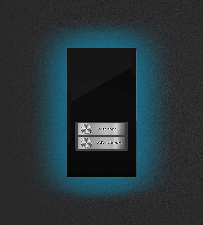 DoorLine Pro Exclusive Audiosprechanlage mit a/b Schnittstelle für FritzBox
