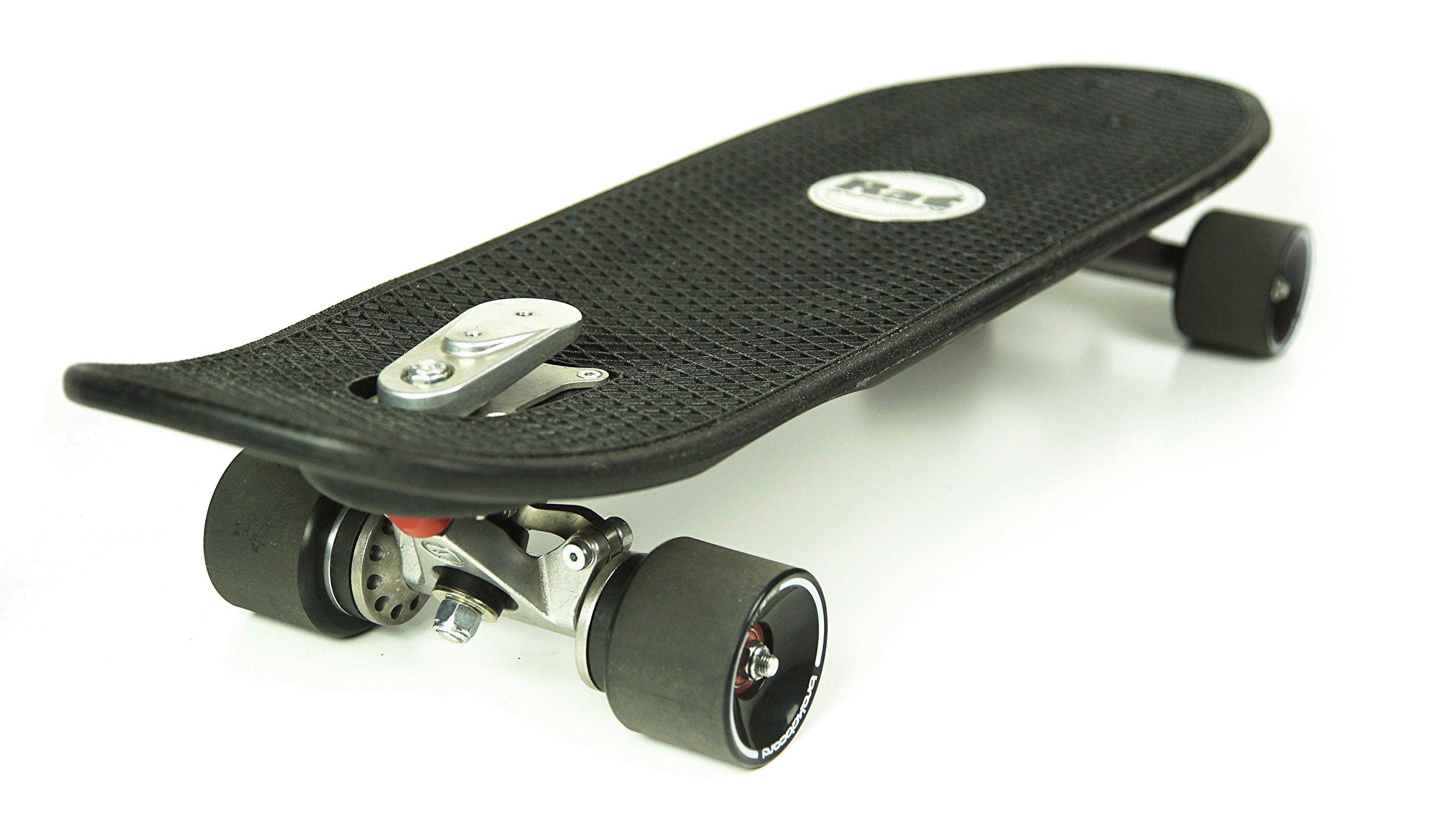 Brakeboard Rat. A skateboard with disc brakes by Brakeboard
