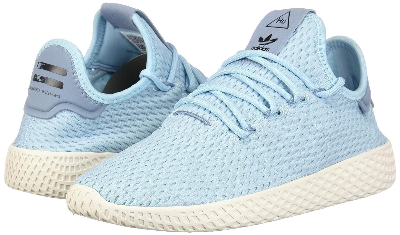75c690e502f0d adidas Originals Kids  Pharrell Williams Tennis Hu Shoe AQ0019 larger image