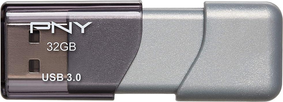 P-FD32GTBOP-GE New PNY Turbo 32GB USB 3.0 Flash Drive