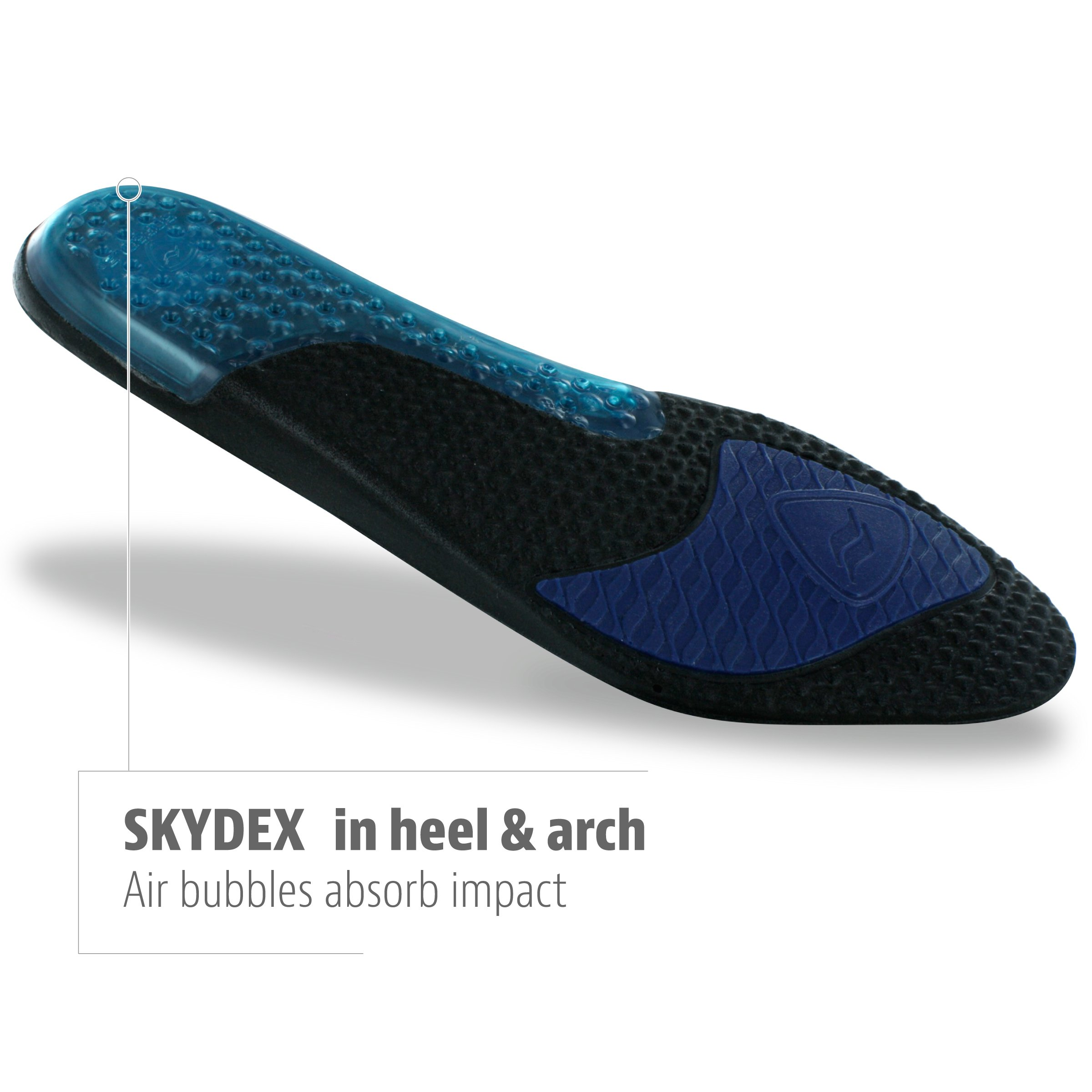 Sof Sole Airr Performance Insole, Men's Size 7-8.5 by Sof Sole (Image #3)