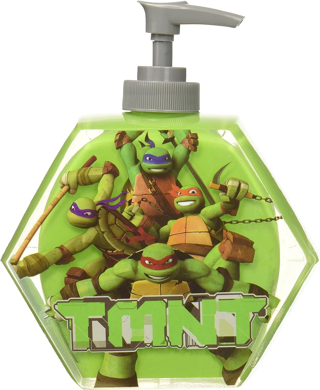 Nickelodeon Crash Landing Teenage Mutant Ninja Turtles Lotion Pump,
