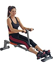 Body Fit Rowing Machine Rower for Home Use Hydraulic with 12 Resistance Levels Integral Computer