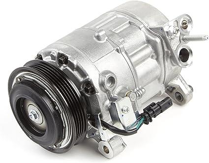 New Compressor And Clutch  ACDelco GM Original Equipment  15-20941