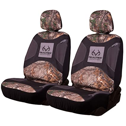 Strange Realtree Camo Seat Covers Low Back Xtra 2 Pack Xtra 2 Pack Bralicious Painted Fabric Chair Ideas Braliciousco