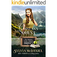 Quinlan's Quest: A Lipstick and Lead Story: (The Alphabet Mail-Order Brides Book 17)