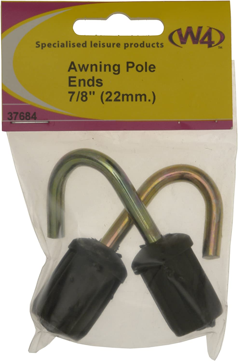 W4 Awning Pole Ends