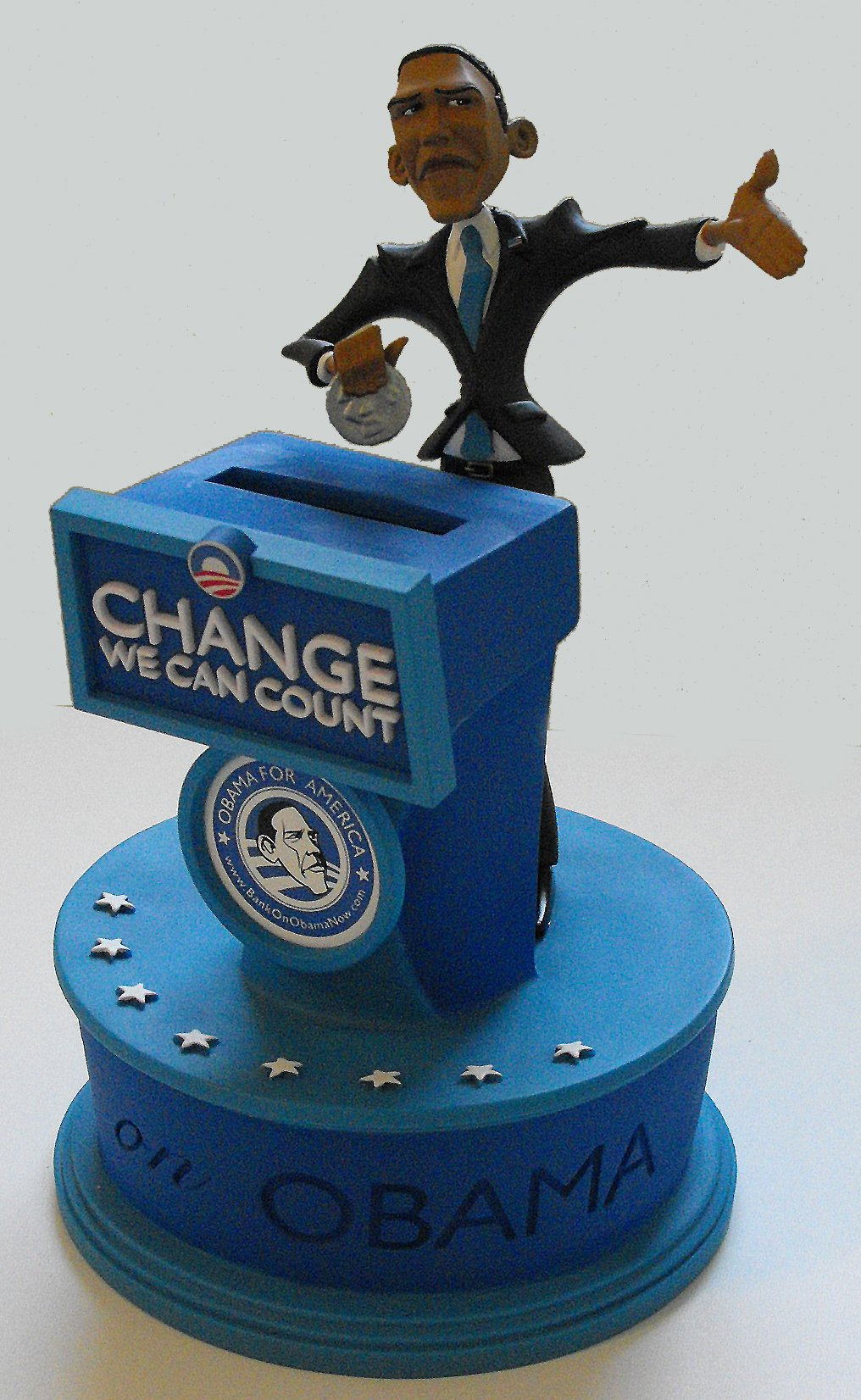 Bank On Obama - Change We Can Count - The Presidential Savings Bank by Beareo (Image #6)