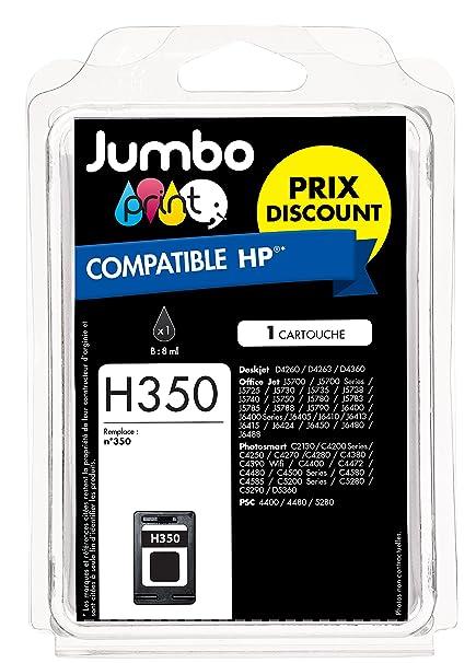 Jumbo Print JP012628 - Cartucho de tinta, compatible: Amazon.es ...