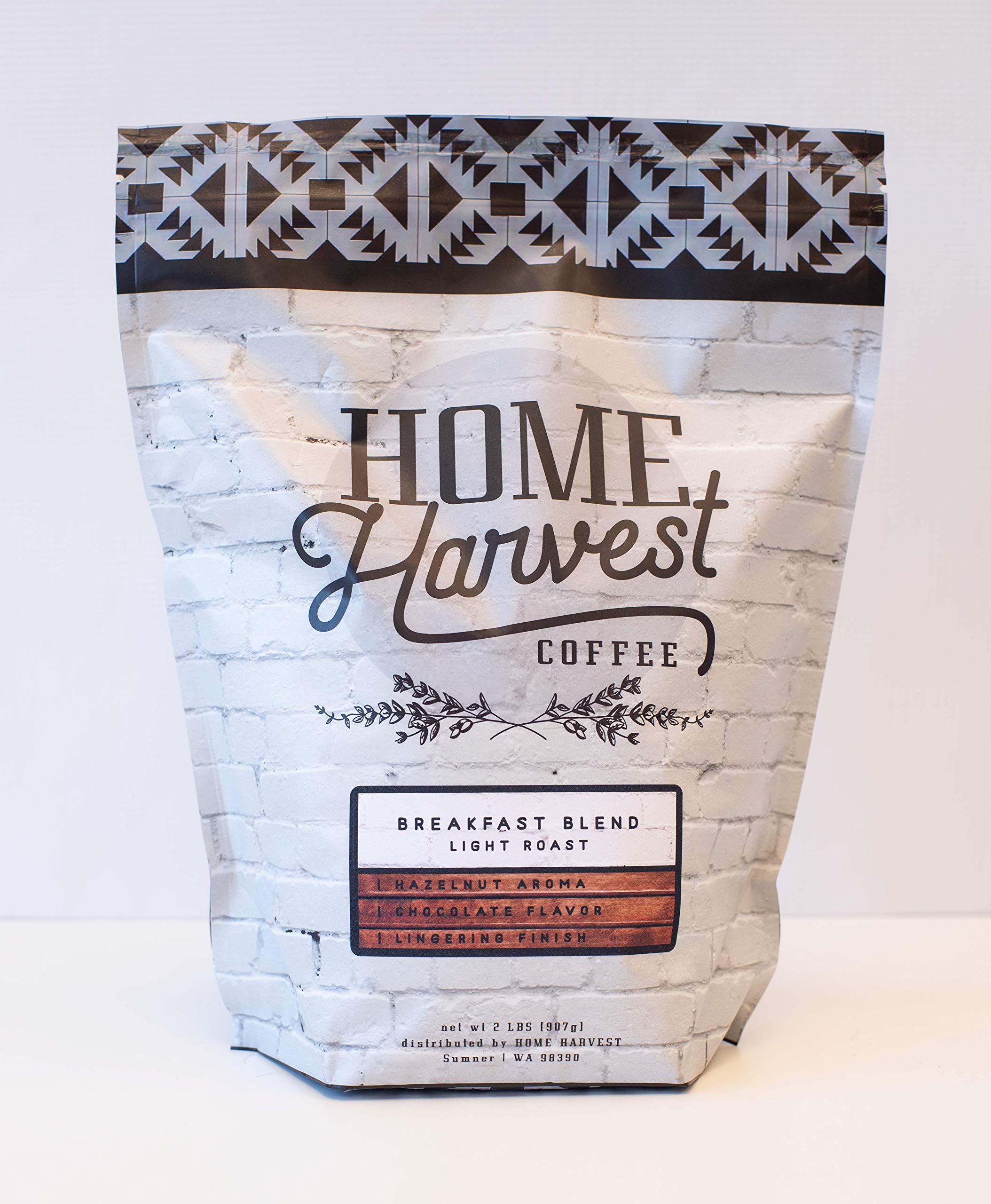 Home Harvest Coffee Breakfast Blend, 32 Ounce