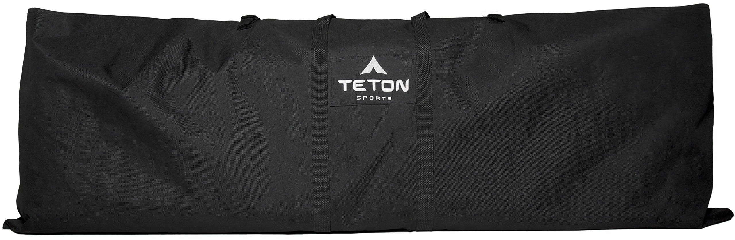 TETON Sports Outfitter XXL Camping Cot; Perfect for Base Camp and Hunting; Cots for Adults; Free Storage Bag Included (Pack of 2)