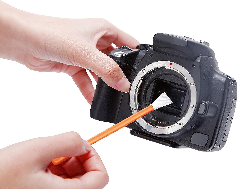 Rollei Sensor Cleaning Set - Set de Limpieza del Sensor para ...